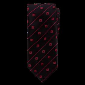 Jacquard Skinny Neck Tie