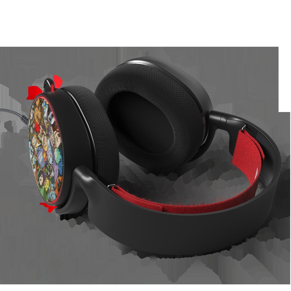Valve Store:SteelSeries Arctis 5: Dota 2 Edition Gaming Headset