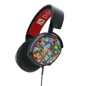 SteelSeries Arctis 5: Dota 2 Edition Gaming Headset