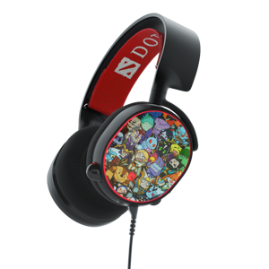 SteelSeries Arctis 5: Dota 2 Edition Gaming Headset