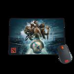 Champions Aegis Splash Mousepad