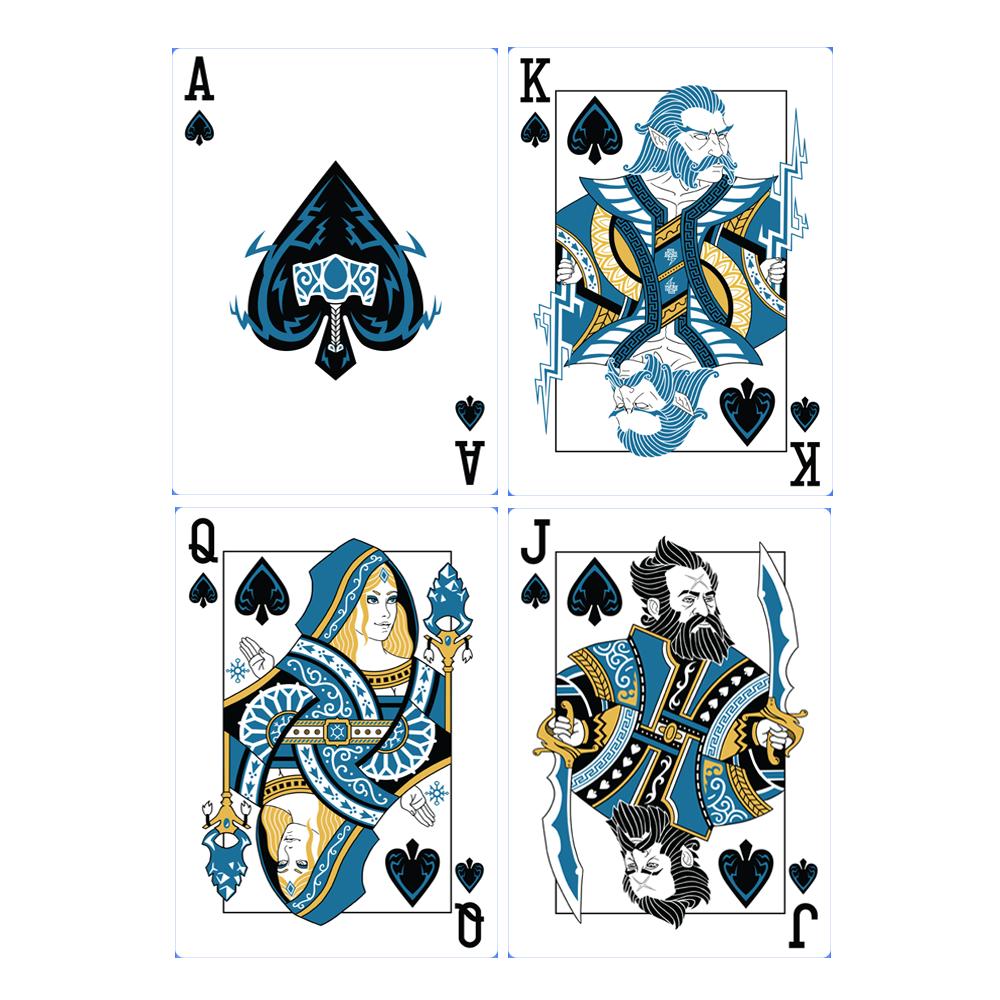 playing card design