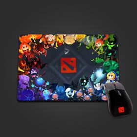 Chromatic Heroes Mousepad