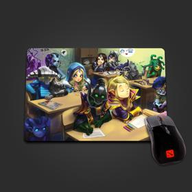 Dota Detention Mousepad