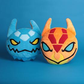Jakiro Double Sided Cuddlehero Pillow