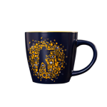 CS:GO Icon Splatter Mug