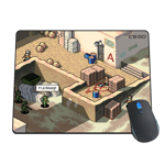 Isometric CS:GO Mousepad