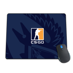 CSGO E Sports Logo Mousepad