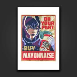 Sellin' Mayonnaise
