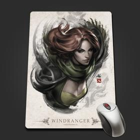 Windranger Portrait Mousepad