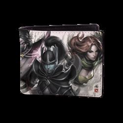 Hero Portaits Wallet