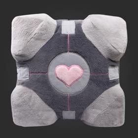 Huggable Companion Cube