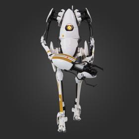Portal P-Body Action Figure