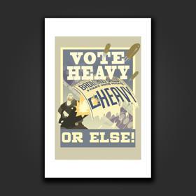 Vote Heavy