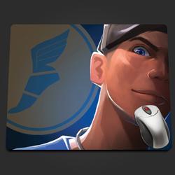 Blu Scout Extreme Closeup
