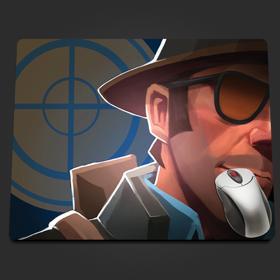 Blu Sniper Extreme Closeup