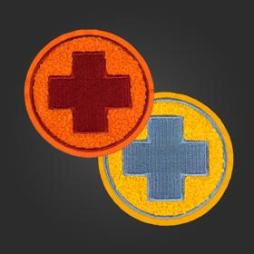 TF2 Medic Class Patches