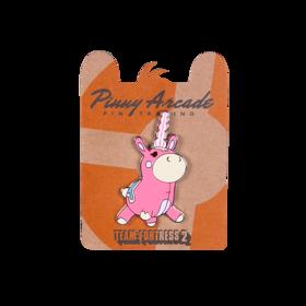 Pinny Arcade Balloonicorn Pin