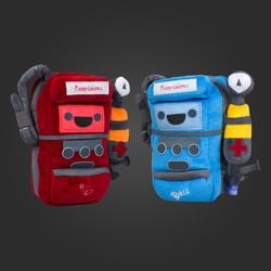 TF2 Dispenser Talking Plush