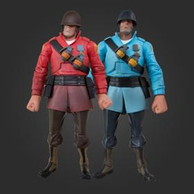 TF2 Soldier Action Figure
