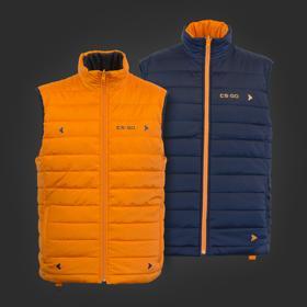 CS:GO Reversible Vest Musterbrand